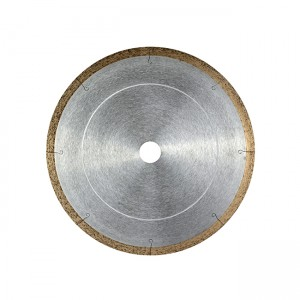 OEM/ODM Manufacturer Ceramic Specialized Saw Blade -