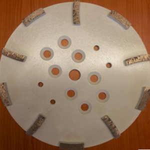 Diamond Grinding Plate (Brazed) 2