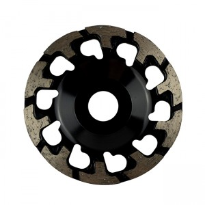 Diamant Cup Wheels (brasé) 11