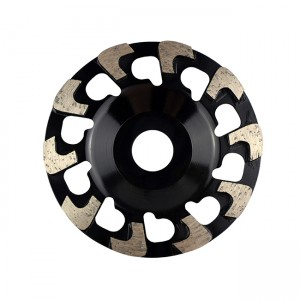 Diamond Cupa Wheels (Brazed) 4
