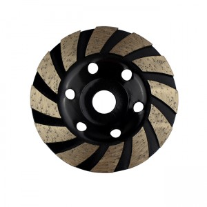 Diamond Cupa Wheels (Sintered) 1