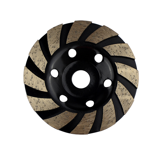 Diamond Cup Wheels (Sintered) 1
