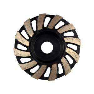 Diamant Cup Wheels (brasé) 13