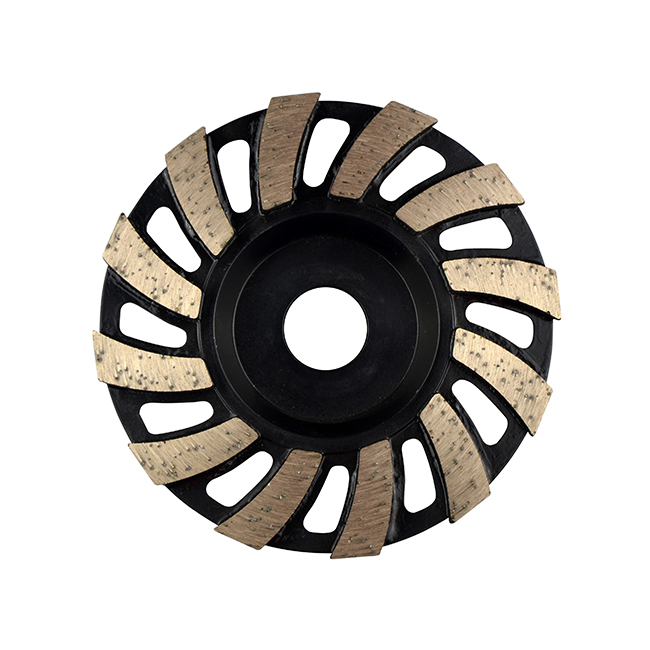 Diamond Cup Wheels (brazed) 13