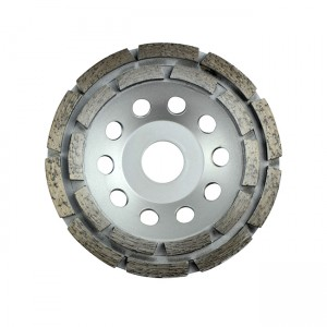 Diamond Cup Wheels (Brazed) 7