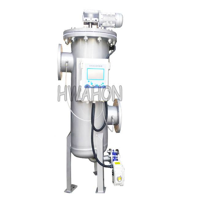 Automatic scraping self cleaning filter for chemical filtration Featured Image
