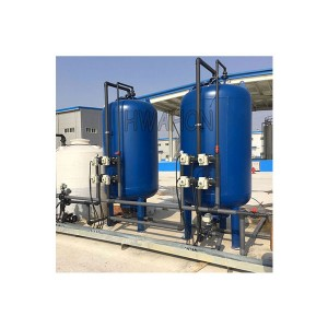 Factory Cheap Hot Single Bag Filter -