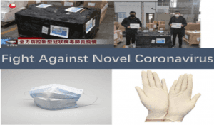 Customs Clearing Agents In Air Freight In China Fight Against Novel Coronavirus – Oujian