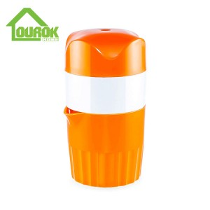 Portable plastik Orange juicer D533
