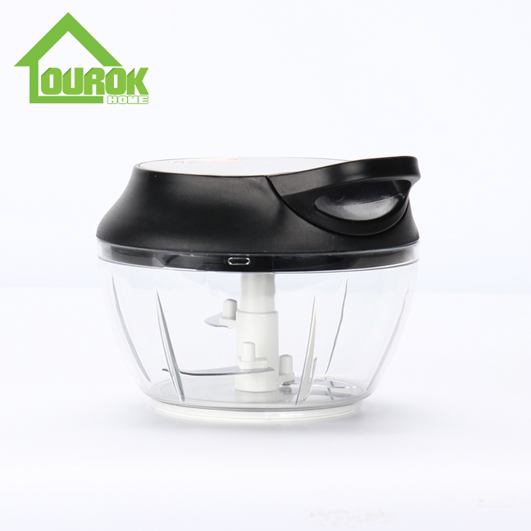Plastic onion & vegetable manual cutter chopper food processor A007 Featured Image