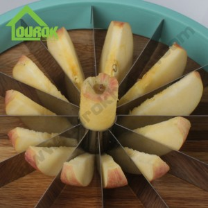 Hot selling stainless steel  watermelon slicer corer melon cutter  K112