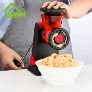 Amazon hot selling multifunctional household meat grinder sausage maker for home use B288