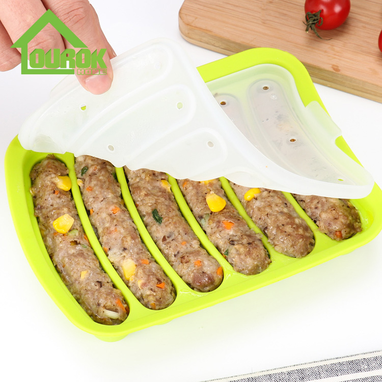 Silicone Sausage Mold H117 Featured Image