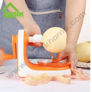 Plastica manuale Apple Peeler X128