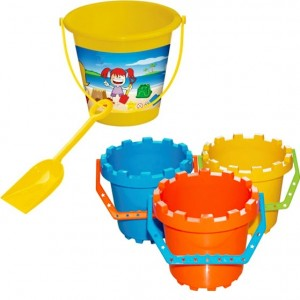 Beach toy, Toy bucket, Beach buckets