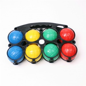 Plastic Bocce ball set