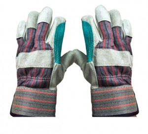 Welding gloves, Cow leather gloves