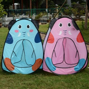 Best sale cartoon animals  kids play tent 39104
