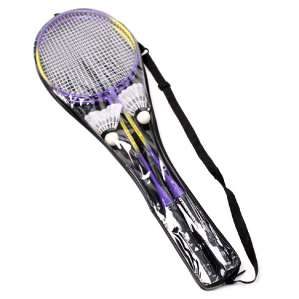 Badminton Rackets for 2 players ST-16303