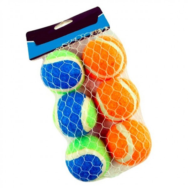 Colorful Beach Tennis Ball