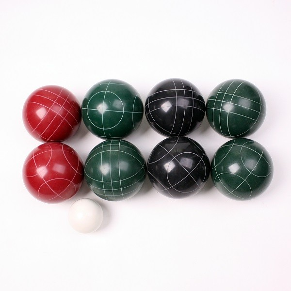 Resin Bocce Ball Set, 8pcs set