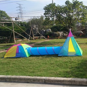 3pcs kids play  tent