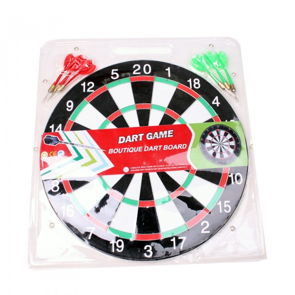 Children Portable Dartboard