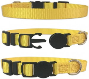 Adjustable Nylon Pet Collar