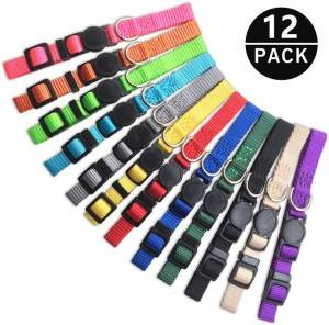 Adjustable Pets Collars