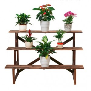 Planter stand, pot stand, 3-tier Rack, 3 tier planter stand