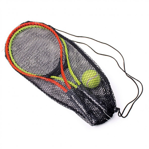 Tennis rackets for 2 players