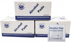 Quick Alcohol Wipes
