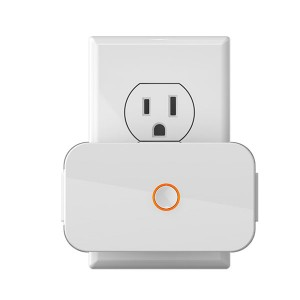 ZigBee US Smart Plug remote on/off and scheduling smart plug 404