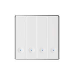 ZigBee in wall Switch one gang remote control SLC620