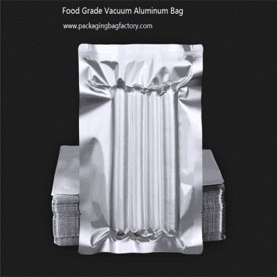 Food Grade Vacuum Aluminum Bag