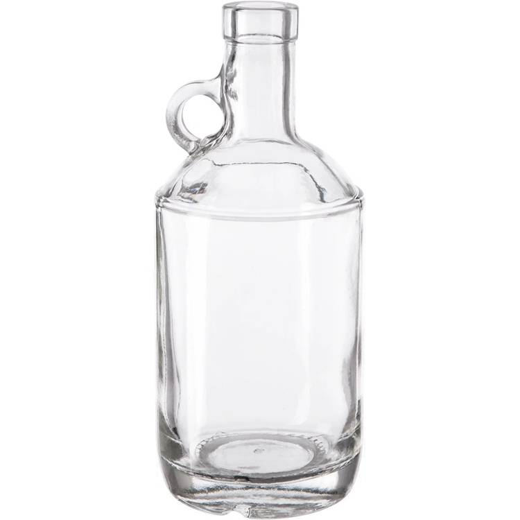 750ml clear Glass Moonshine Liquor Jugs Featured Image