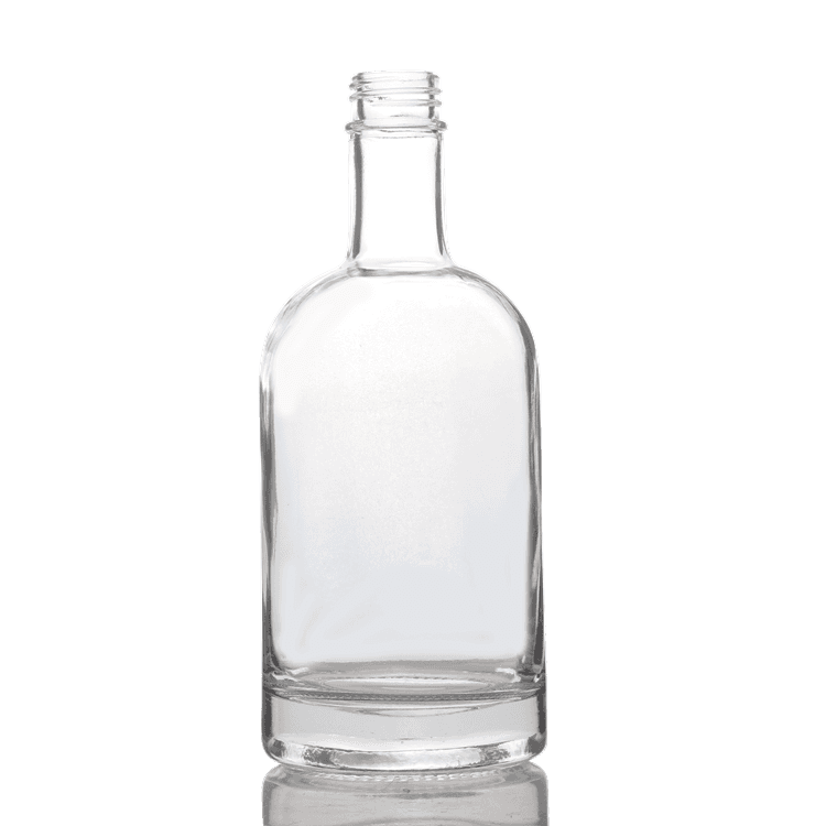 700ml Clear Spirit Glass Bottles Featured Image