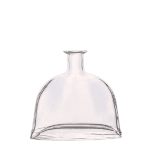 700ml Clear Brandy Glass Bottles
