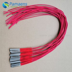 Great Quality 100w 4mm Cartridge Heater for 3D Printer Supplied by Factory Directly