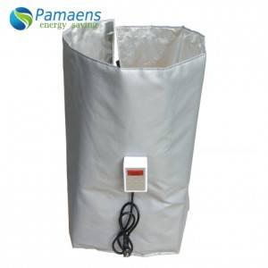 High Quality Oil Drum Heating Blanket for Electric Water Heater