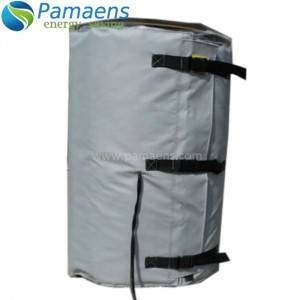 High Quality Heating Jackets for Drum, Barrel and Tank with Thermostat