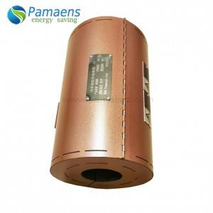 Energy Saving Injection Mold Barrel Infrared Radiant Heater Reducing The Heating up Time More Than a Half