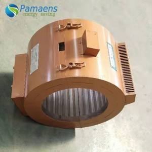 Energy Saving Band Heater for Recycling Machines with Fast Heating Speed and High Temperature