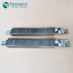 Made in China Finned Strip Heaters with Long Lifetime