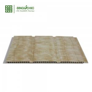 300mm Two Groove PVC Panel