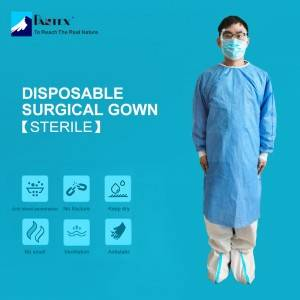 Disposable Medical Surgical Gowns (Sterile)