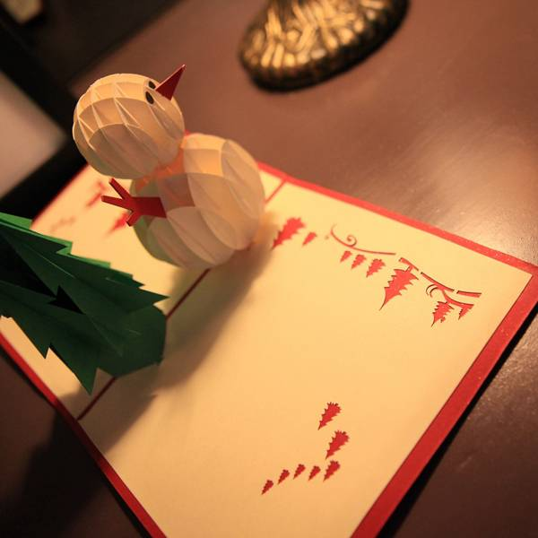 Wholesale Dealers of 3d Pop Up Greeting Card -