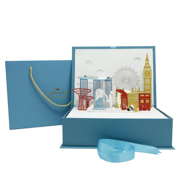Leading Manufacturer for Fold Out Cards -