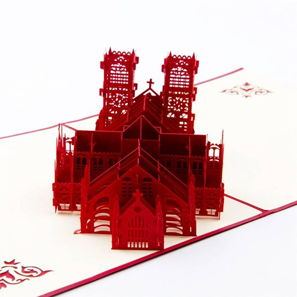 OEM China Homemade Cards -