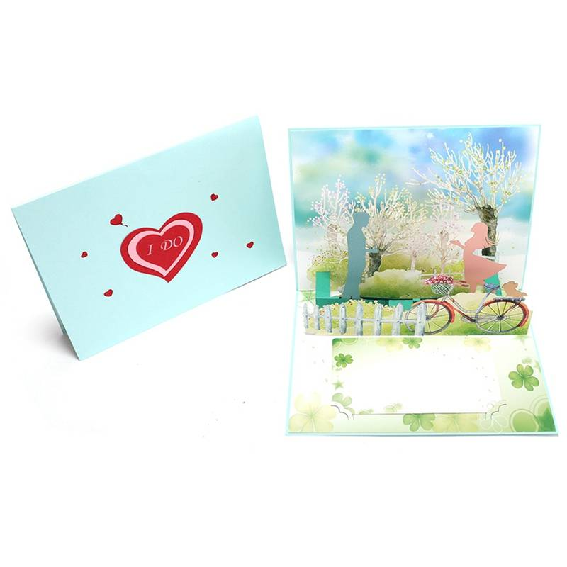 Reliable Supplier Pop Up Birthday Cards Uk -